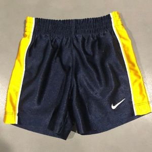 Nike shorts for baby